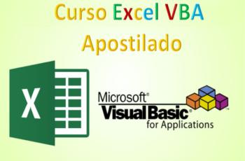Curso Excel VBA - Apostilado SaberExcel