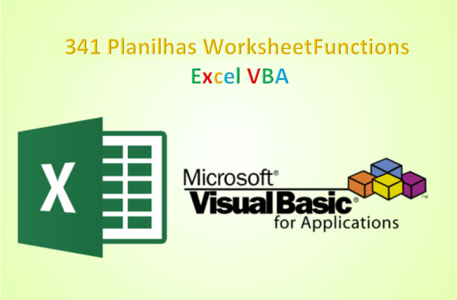341 Planilhas WorksheetFunctions(VBA)