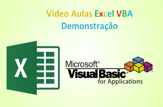 Excel VBA Videos demonstração